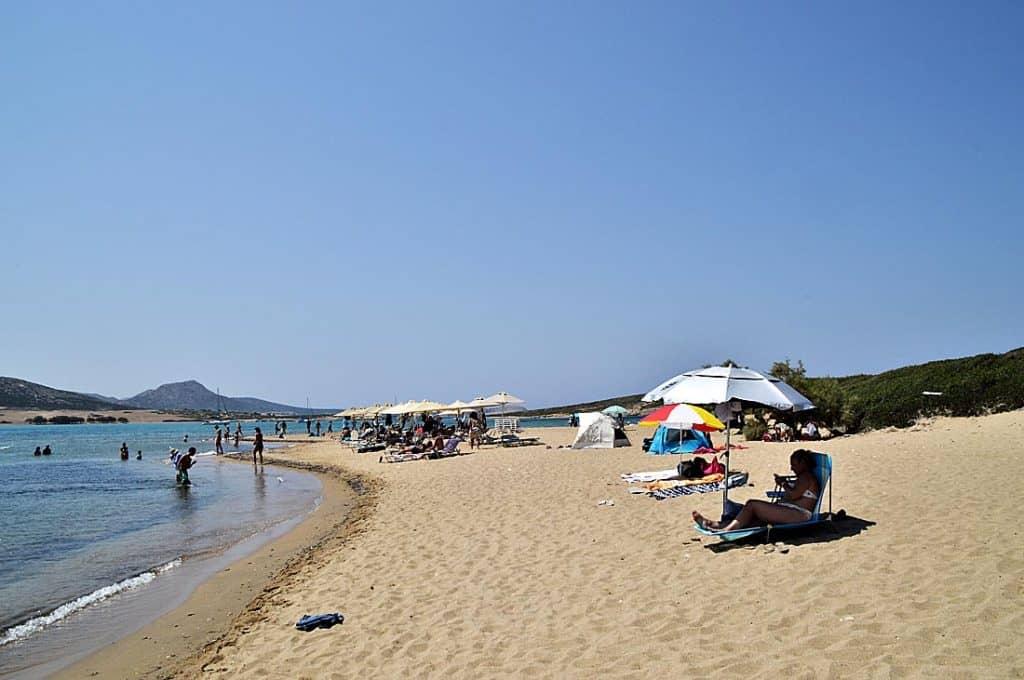 Vathis Volos Antiparos Greece