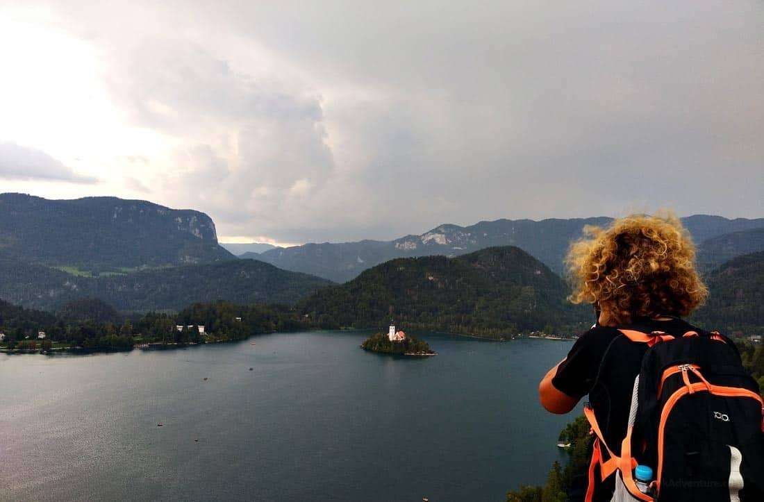 Island Lake Bled