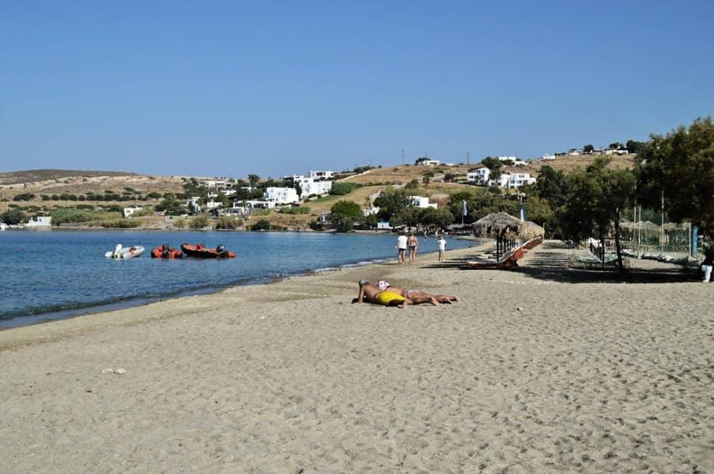 Livadia Beach - Best Beaches in Paros Island