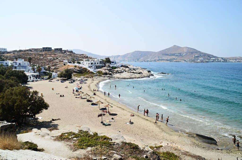 Piperi Beach - Best Beaches in Paros Island
