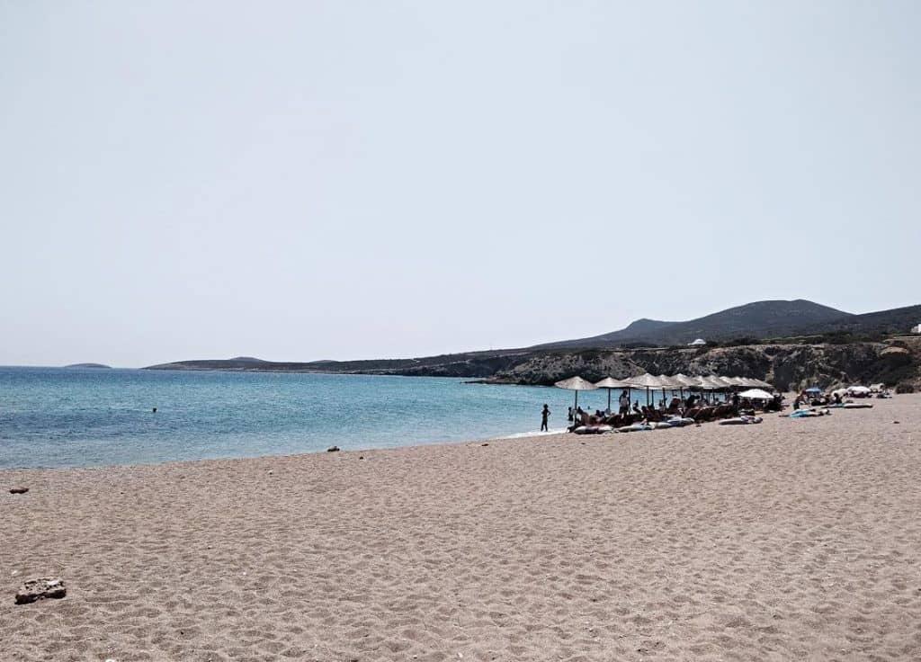 Soros Antiparos Greece