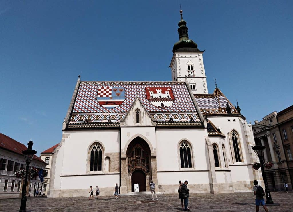 The St. Mark's church