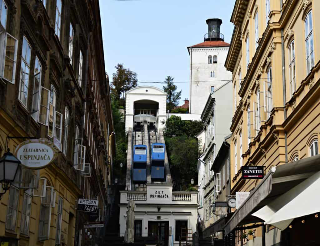 Shortest Funicular