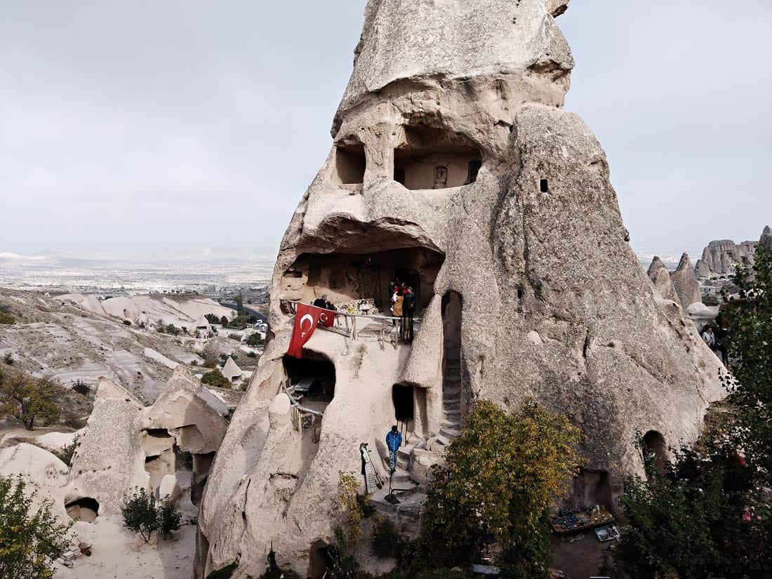 Cappadocia Turkey Uchisar