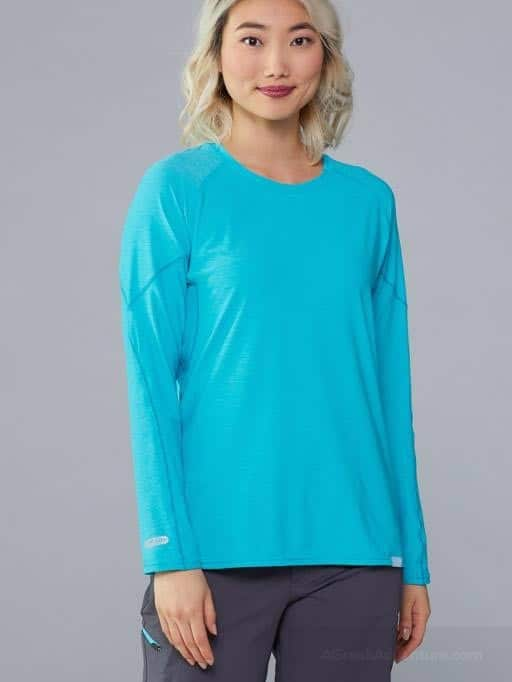 NRS H2Core Silkweight Long-Sleeve Shirt - Women