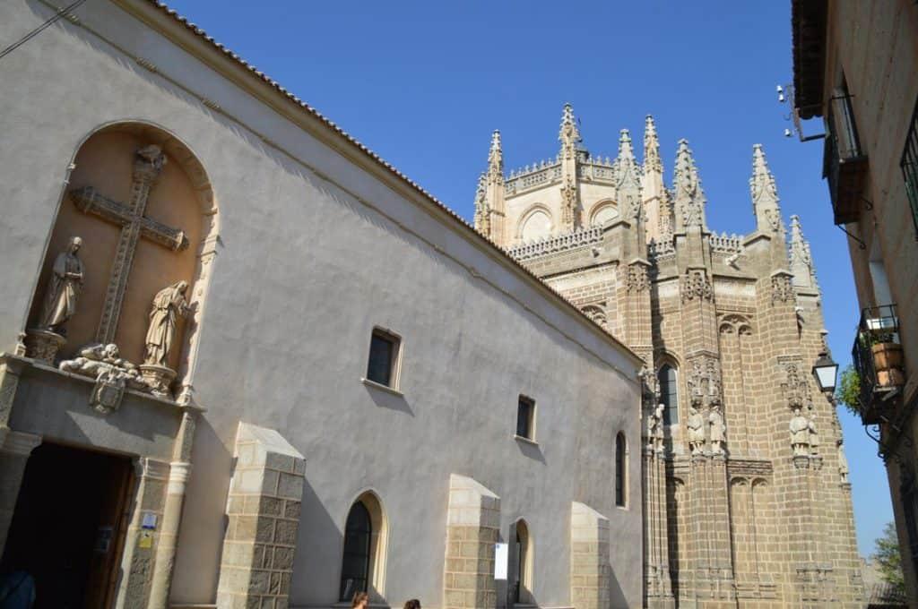 Toledo Spain Monastery of San Juan de Los Reyes