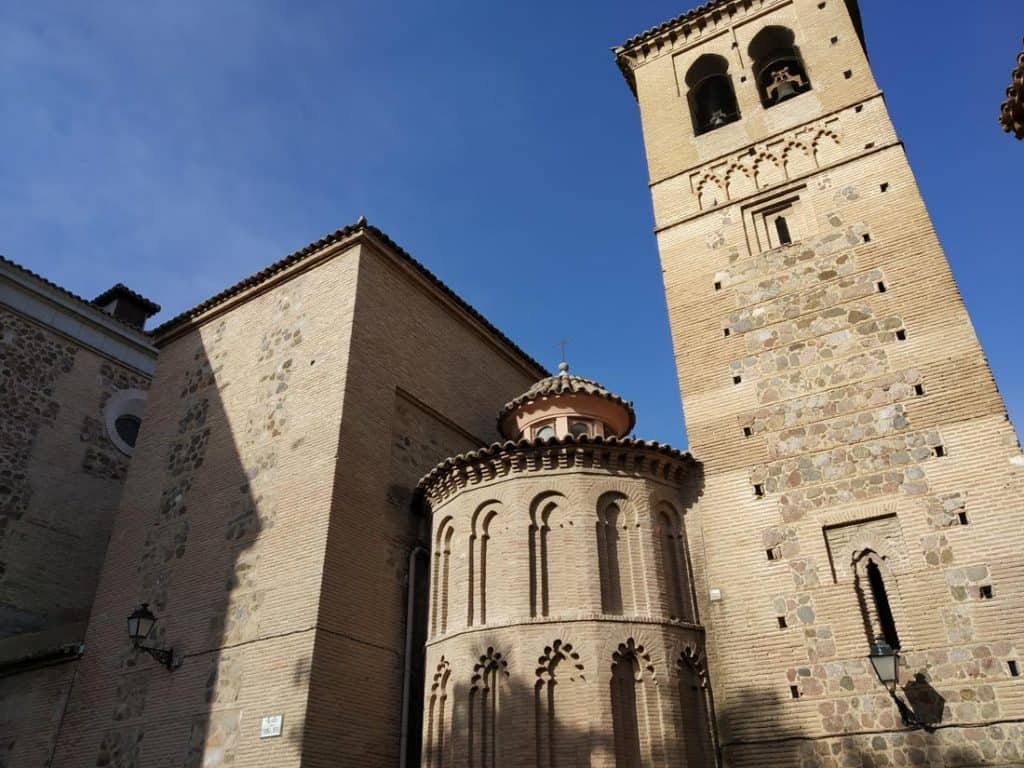 Toledo Spain Santo Domingo El Antiguo
