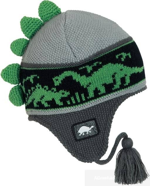 Turtle Fur Dr. Dino Hat - Kids'