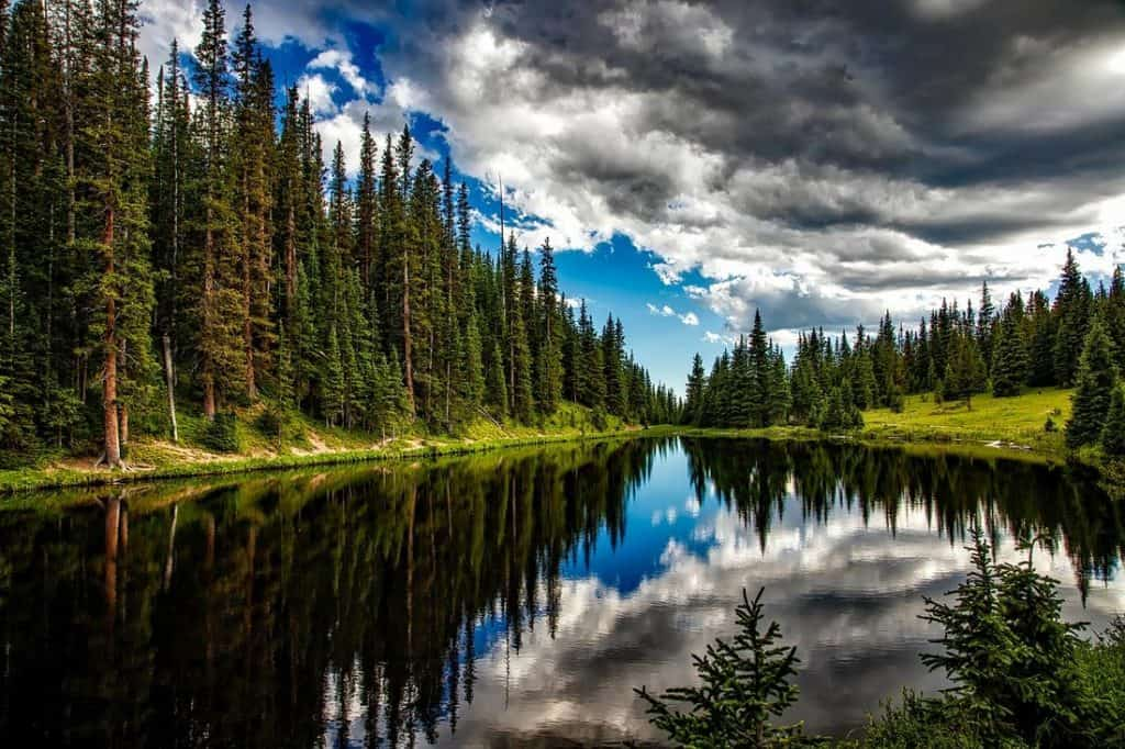 Colorado - Best Relaxing Destinations in USA lake-irene-1679708_1280