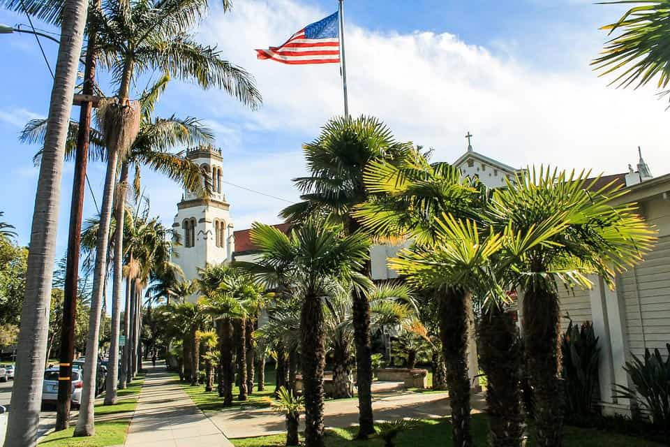 Santa Barbara California 8 Best Places to Visit in March in the USA usa-2107476_960_720