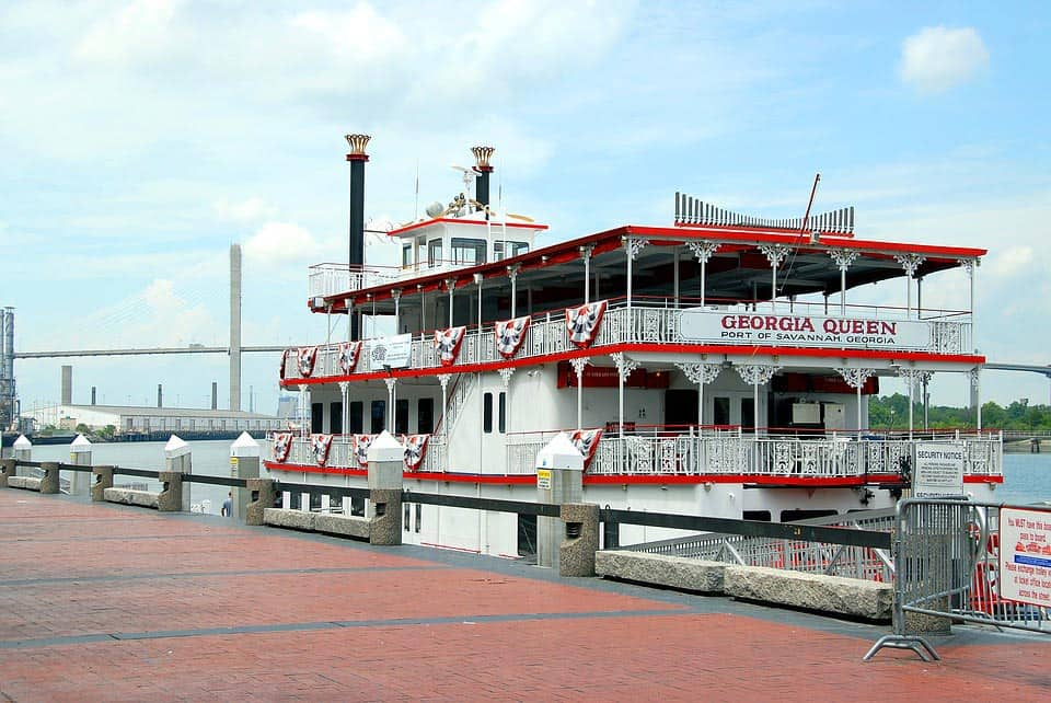 Savannah Georgia 8 Best Places to Visit in March in the USA usa-2107476_960_720