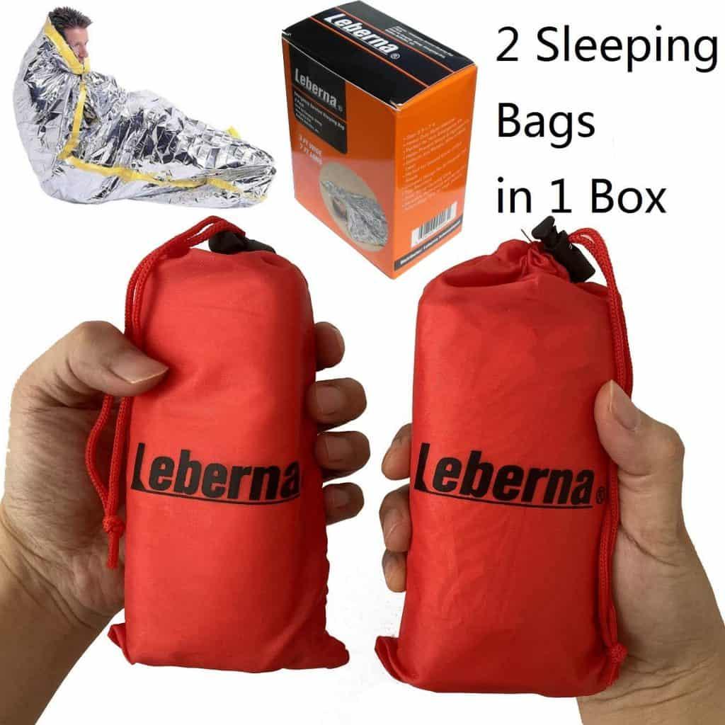 Leberna Emergency Blanket Survival Gear