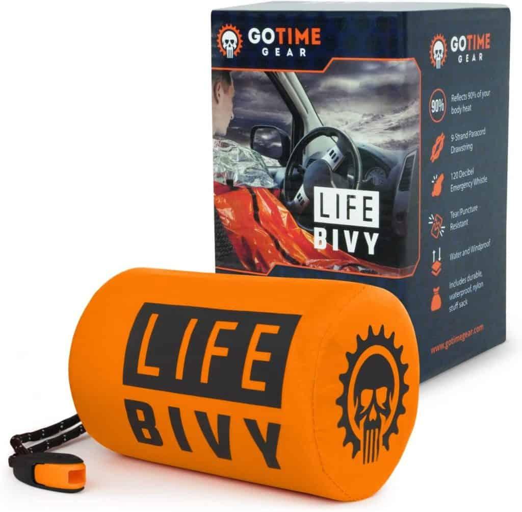 Go Time Gear Emergency Sleeping Bag