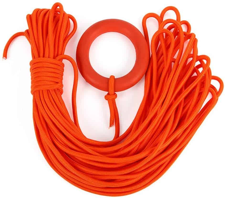 BRY Outdoor Professional Water Floating Lifesaving Rope