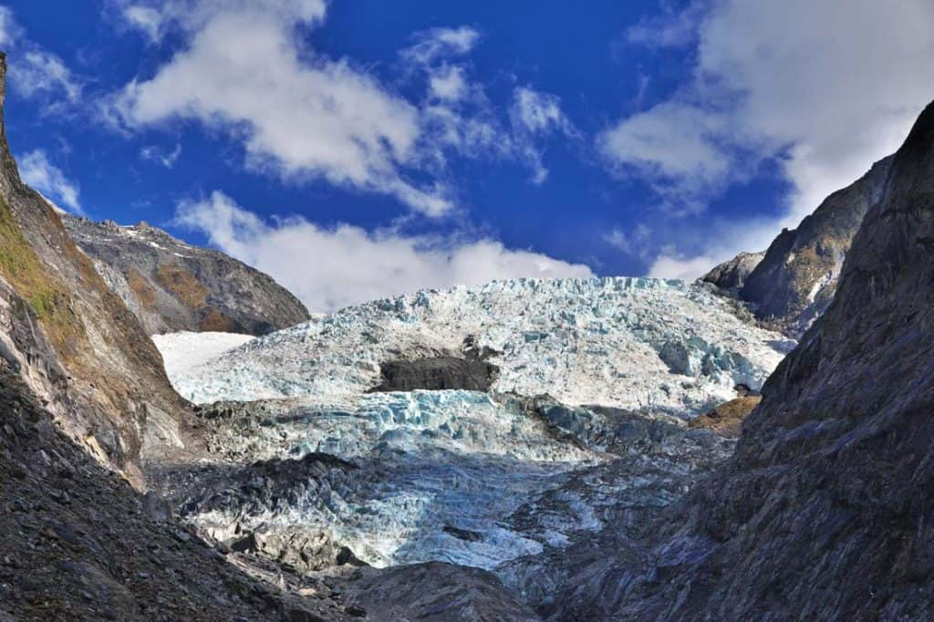 Franz Josef Glacier Most Beautiful Places In New Zealand