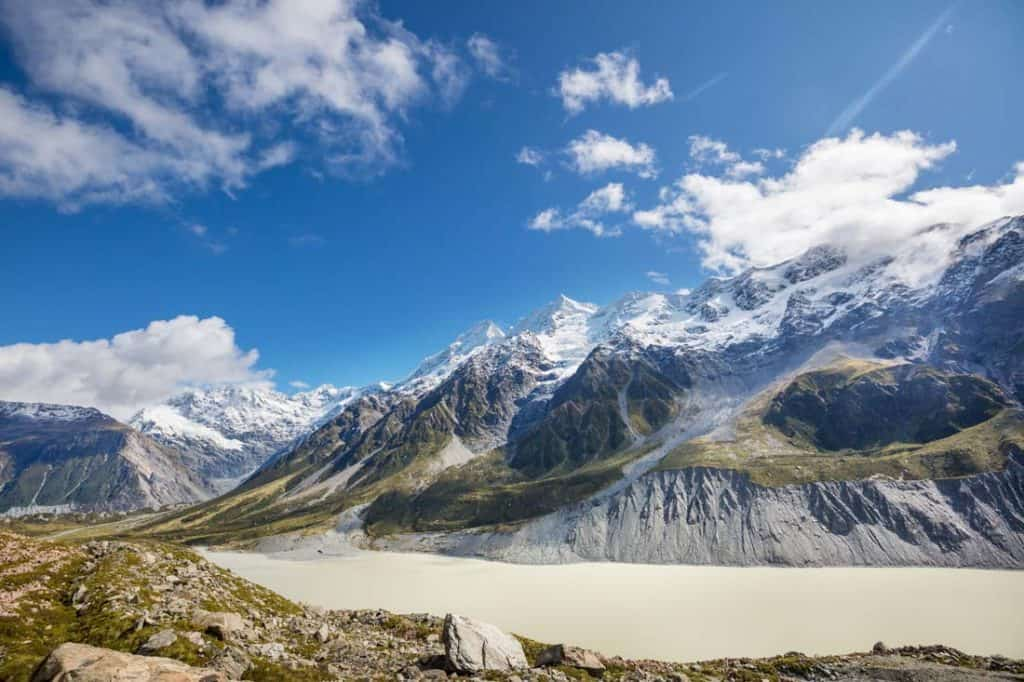 Mount Cook Most Beautiful Places In New Zealand