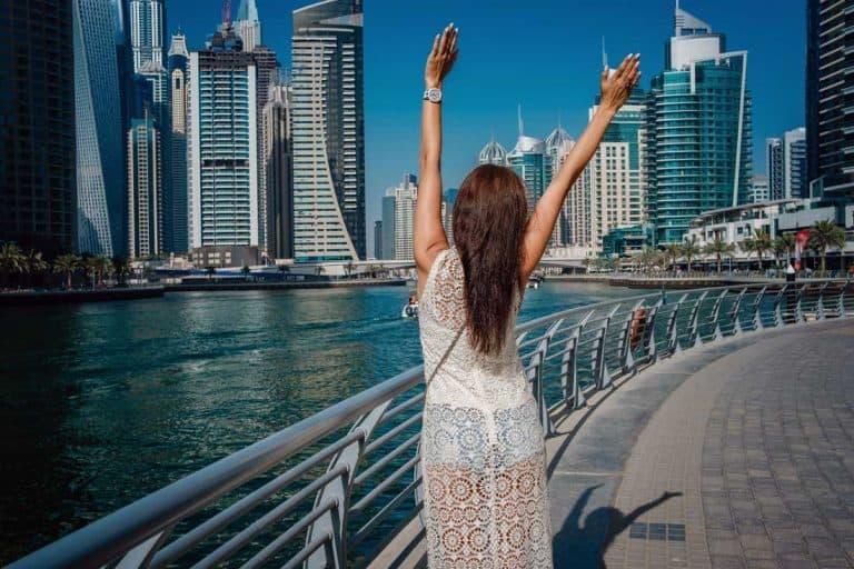 Solo Female Travel in Dubai