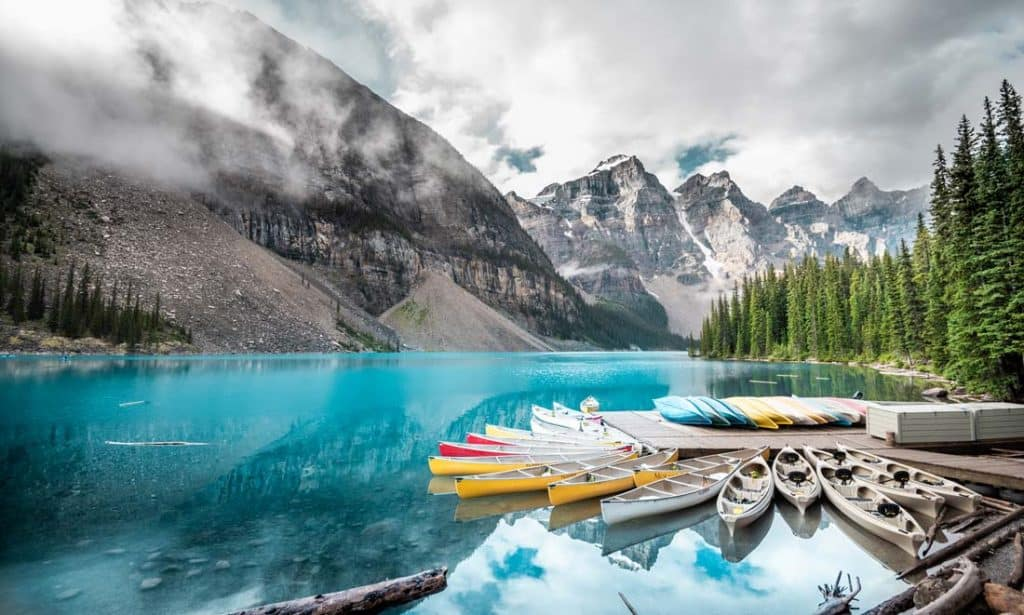 Canada in the Summer, Vacations