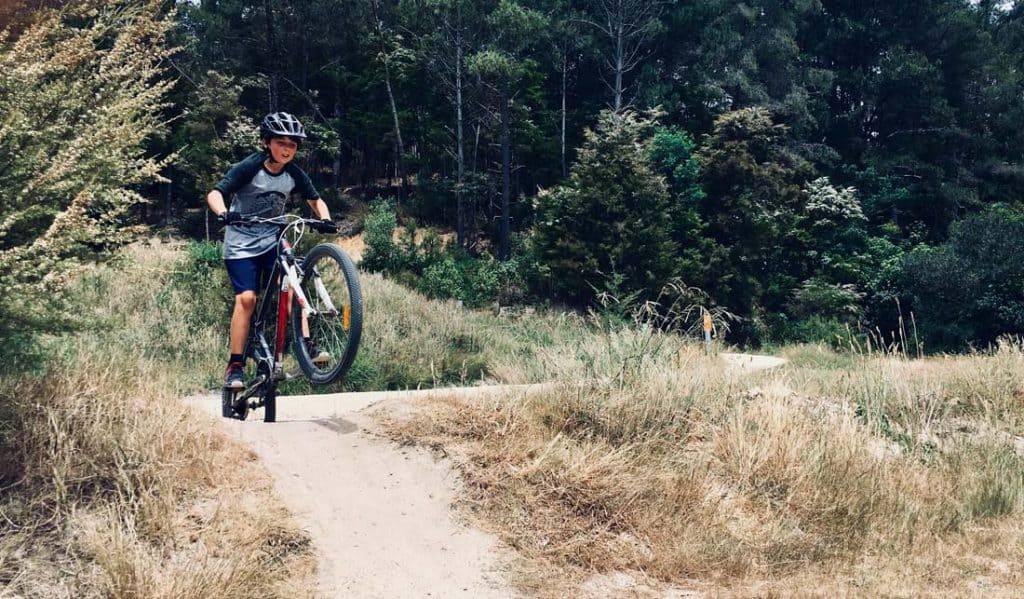 Mountain Biking in Pacific Northwest