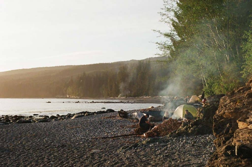 PNW Pacific Northwest Camping