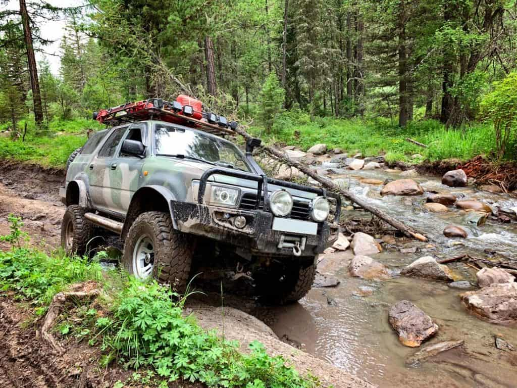 Recovery for Off-Road and Best High Lift Jack