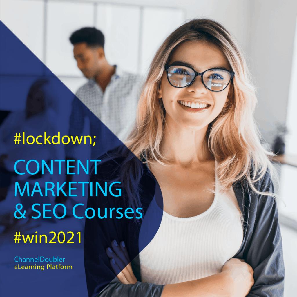 seo course - content marketing course