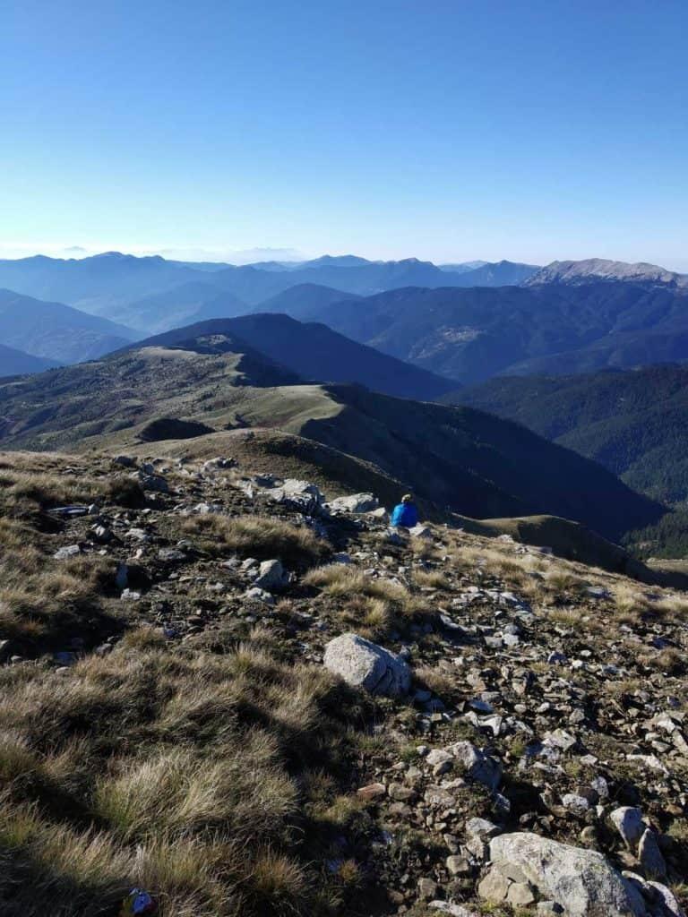Hiking Grammeni Oxia