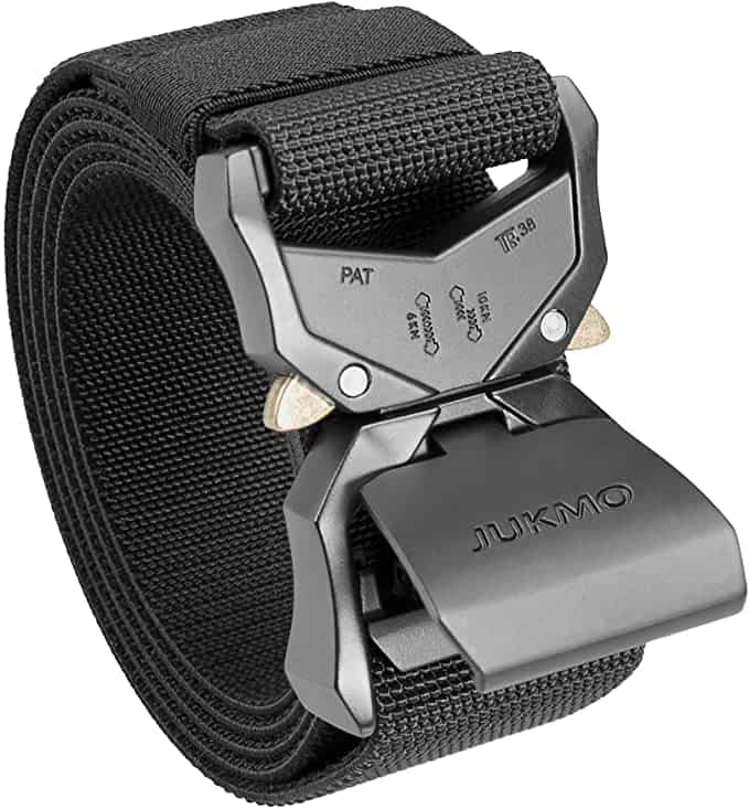 Tactical Belt, Military Hiking Rigger 1.5