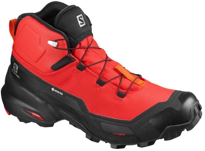 Salomon Cross Hike Mid GTX Vegan Hiking Boots