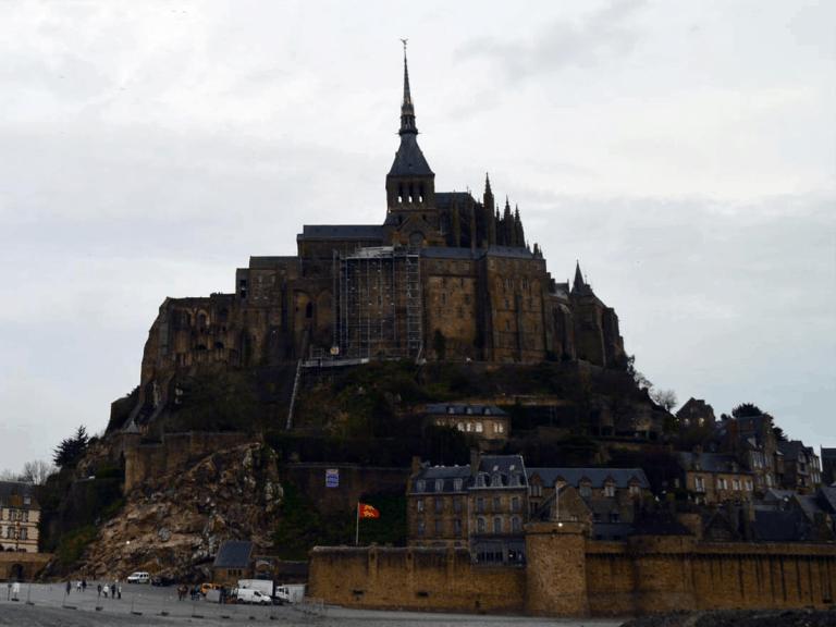 Visit Mont Saint Michel France