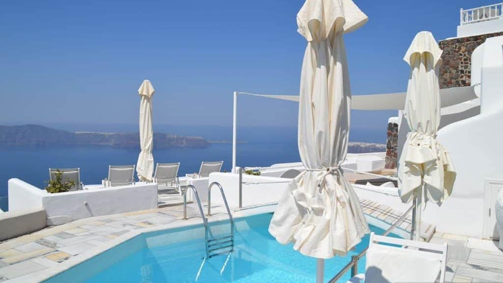Imerovigli Santorini Best Location in Santorini Caldera