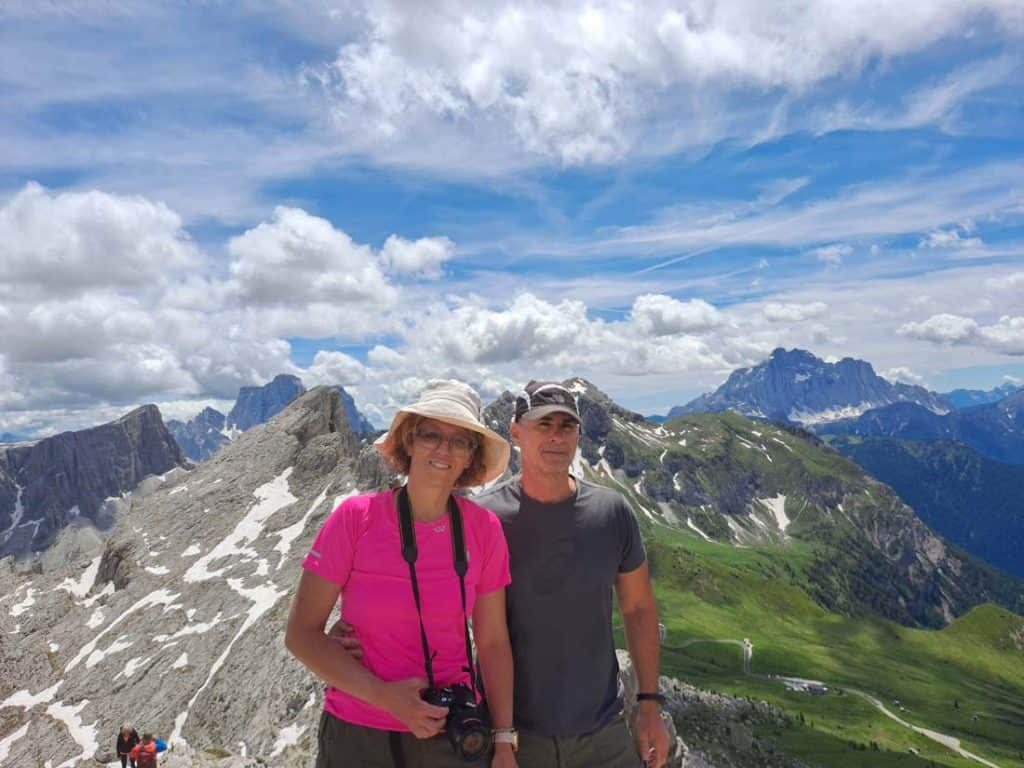 Cinque Torre Best Hikes in the Dolomites