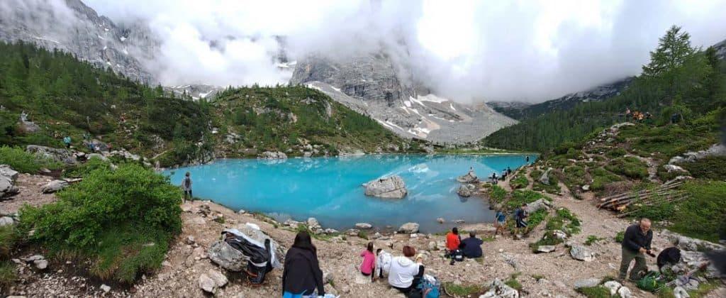 Lago Di Sorapis Best Hikes in the Dolomites