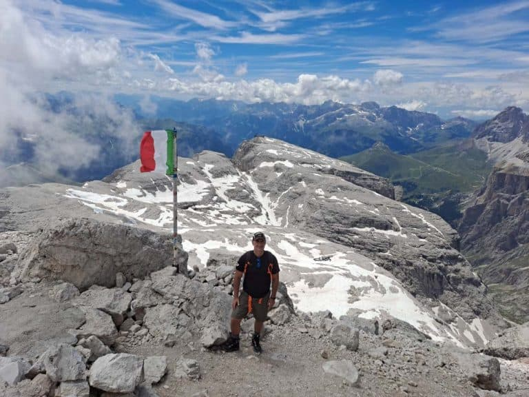 Piz Boè Hiking